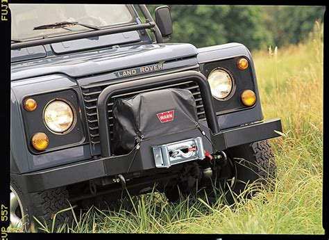 Nylon Soft Winch Cover for M8274-50 | WARN Industries