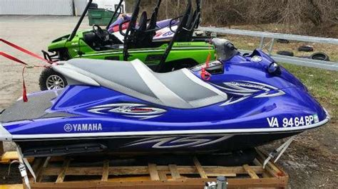 2012 Yamaha VX Deluxe for Sale in Paw Paw, Michigan