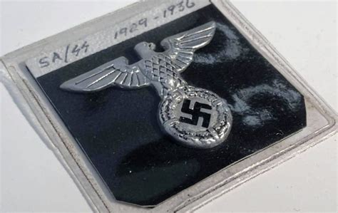 Swastika-emblazoned medals to go under the hammer - The