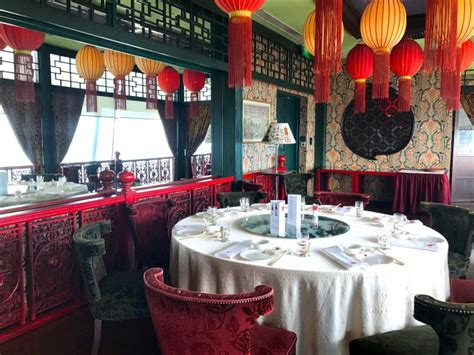 China Club Singapore (CLOSED) - Members Only Restaurant At