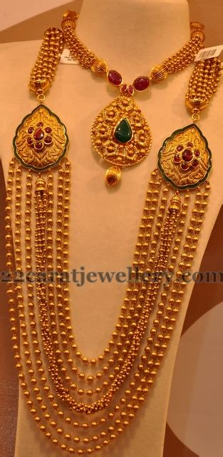 Malabar Gold Special Traditional Sets - Jewellery Designs