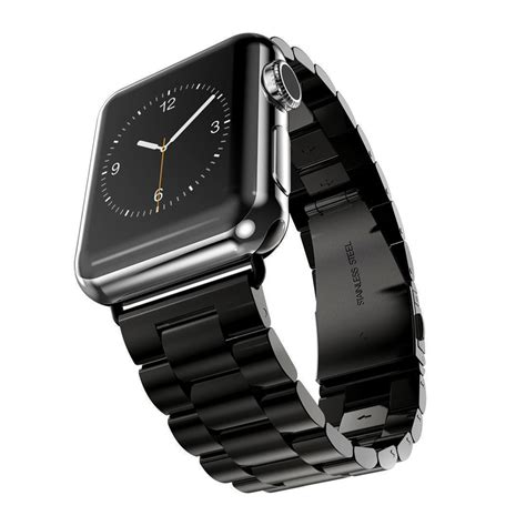 Apple Watch Stainless Steel Band   StrapsCo