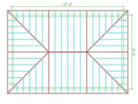 Hip Roof Calculator | Roof Framing