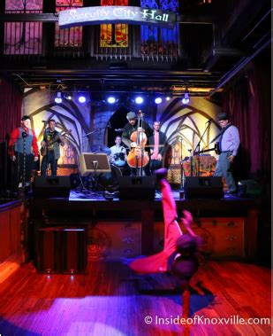 Scruffy City Music Hall - Musician's Guide to Knoxville