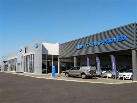 Ford Approved Brand Revitalised in South Africa, Renewed