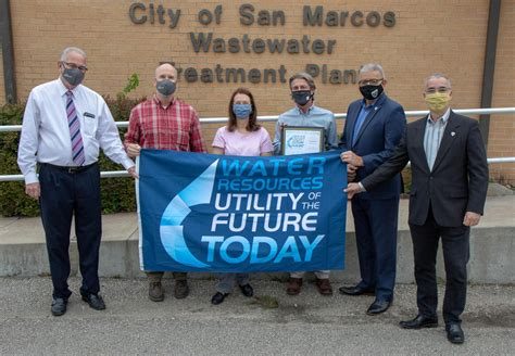 City Wastewater Treatment Plant earns national recognition