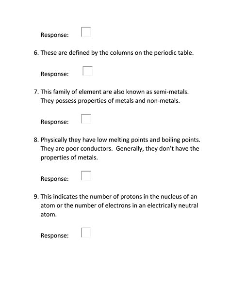 Grade 9 Chemistry: The Periodic Table - K12-Science - 英文站