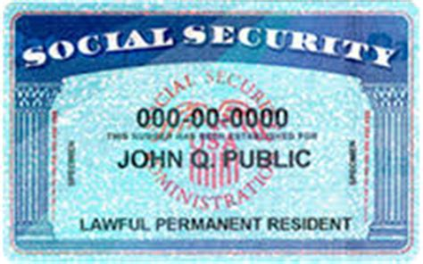 When It's Legal to Find Someones Social Security Number?