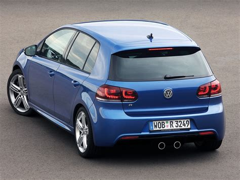 The New VW Golf R Exotic Car Wallpapers #02 of 8 : Diesel