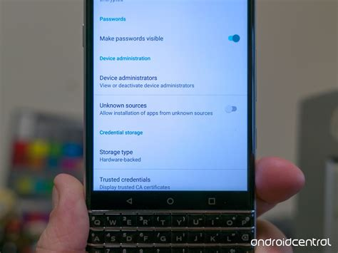Unknown Sources: Everything you need to know! | Android