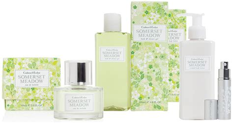 Somerset Meadow Crabtree & Evelyn perfume - a fragrance