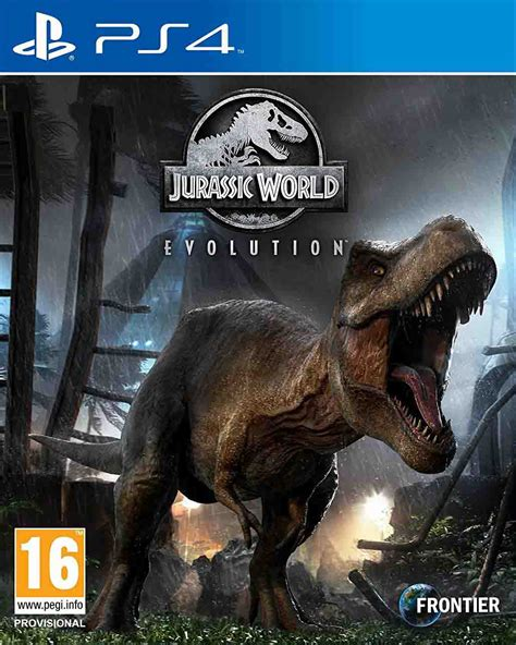 Jurassic World Evolution (PS4)(New) | Buy from Pwned Games