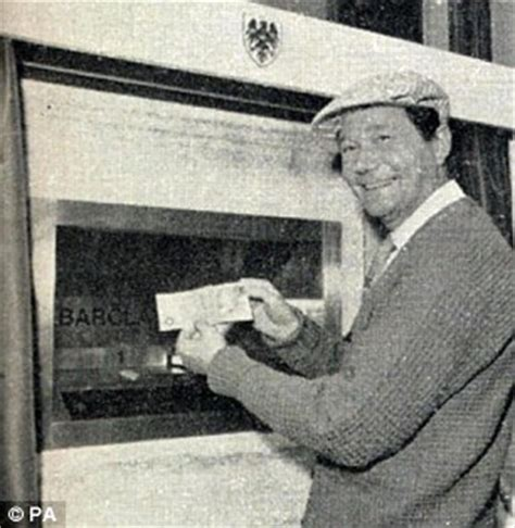 Where was Britain's first cash machine? A short history of