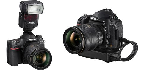 New Nikon D780 Is A DSLR With Mirrorless Tech