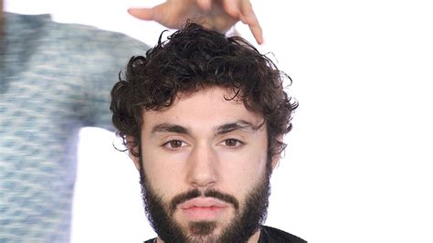 How to Style Curly Hair for Men - TheSalonGuy - YouTube