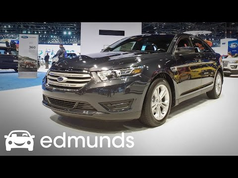 2018 Ford Taurus - Can It Be Ford's Flagship Model Once Again?