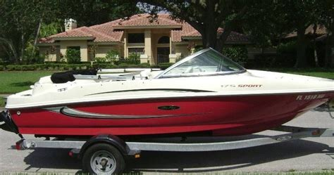 SEA RAY 175 SPORT 2008 for sale for $500 - Boats-from-USA