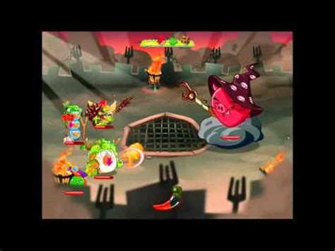 Epic Angry Birds Final Boss - YouTube