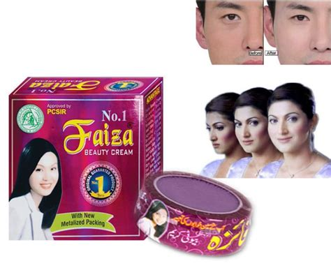 Faiza Beauty Cream Review, Side Effects & Price - 365