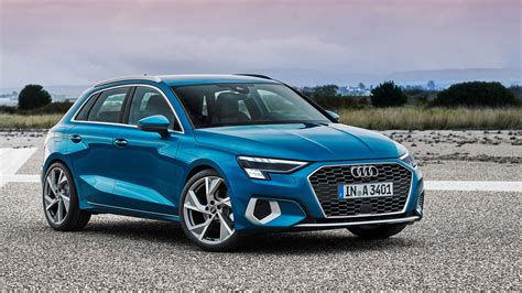 New Audi A3 Sportback unveiled to rival 2020 Mercedes-Benz