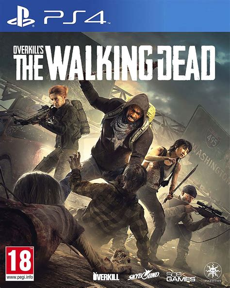 Walking Dead, The (Overkill's)(PS4)(New) | Buy from Pwned