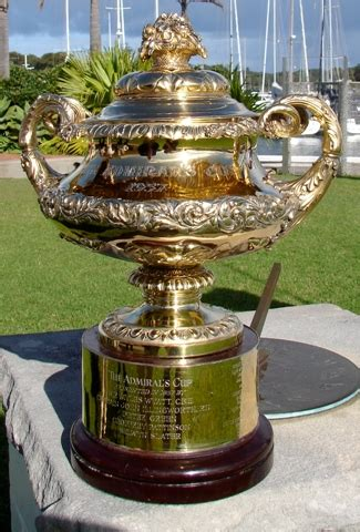 RB Sailing: 1987 Admiral's Cup