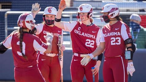 College softball rankings: UCLA takes top spot in