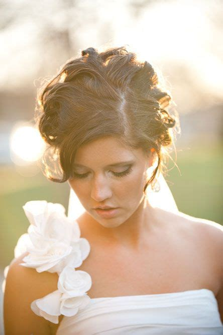 Bride at Lee University Chapel in Cleveland, TN