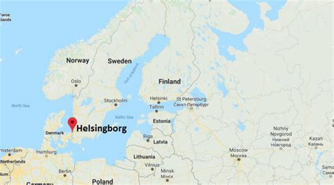 Where is Helsingborg Located? What Country is Helsingborg