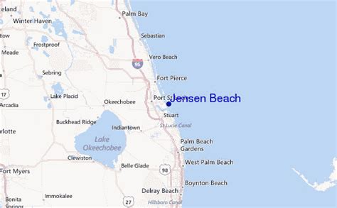 Jensen Beach Surf Forecast and Surf Reports (Florida