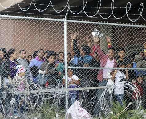 Detention Or Concentration Camps? The Language Debate Is A