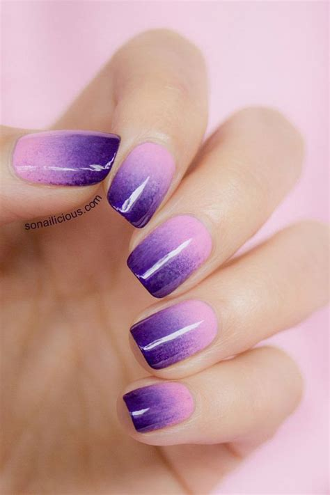 50 Best Ombre Nail Designs for 2021 - Ombre Nail Art Ideas