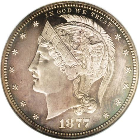 US Patterns: Half Dollar Pattern Coin Images, Values, Mintages