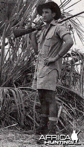 Harry Selby Professional Hunter | AfricaHunting