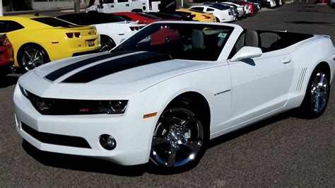 2011 Chevy Camaro, 2LT, RS, Convertible, 4k miles, Lund